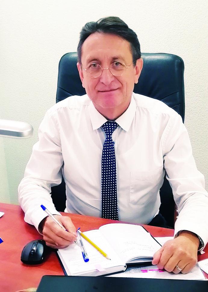В университете «Реавиз» в Санкт-Петербурге назначен новый ректор